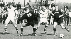Scoring against West Point...